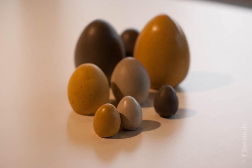 Beton Eier