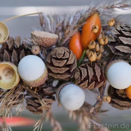 Filzstein HerbstKranz2020 12