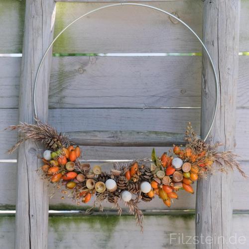 Herbstkranz
